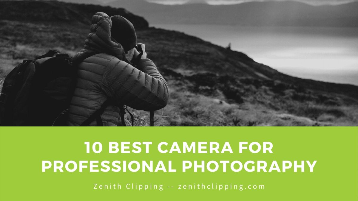 10 Best Camera for Professional Photography Featured Image