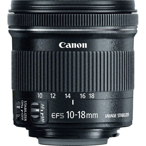 Canon EF-S 10-18mm f4.5-5.6 IS STM Lens 2