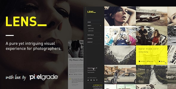 20 Best WordPress Themes for Photographers to Use in 2021