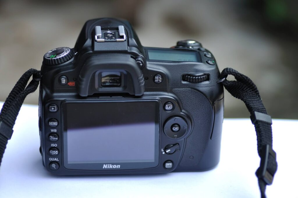 best camera settings for product photography
