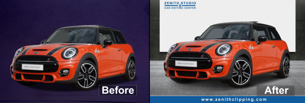 Best Car Photo Editing Service