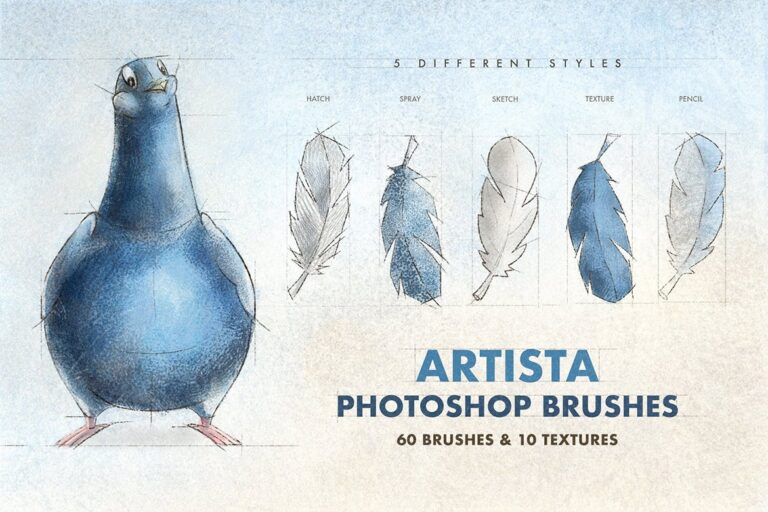 Artista Photoshop Brush