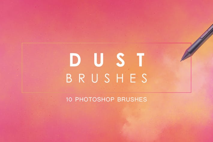 Dust Photoshop Brush