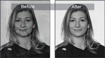 Black & White Restoration1